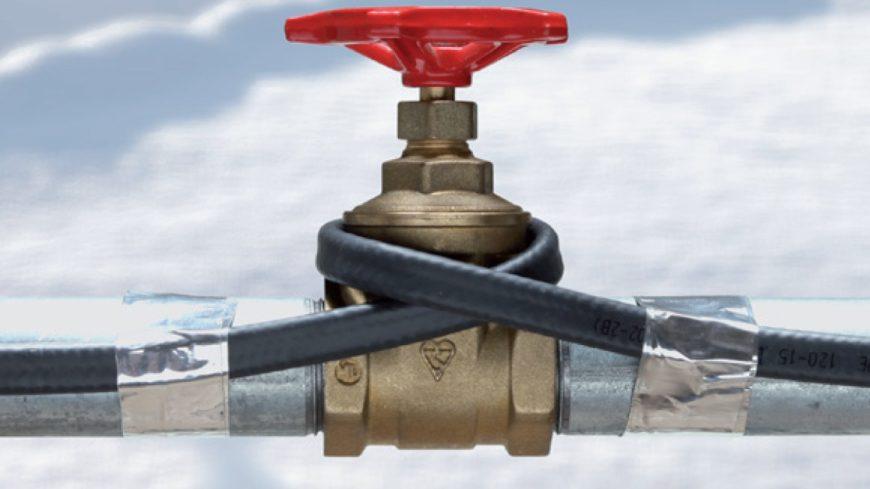 Эффективная система поддержания температуры горячего водоснабжения греющими кабелями